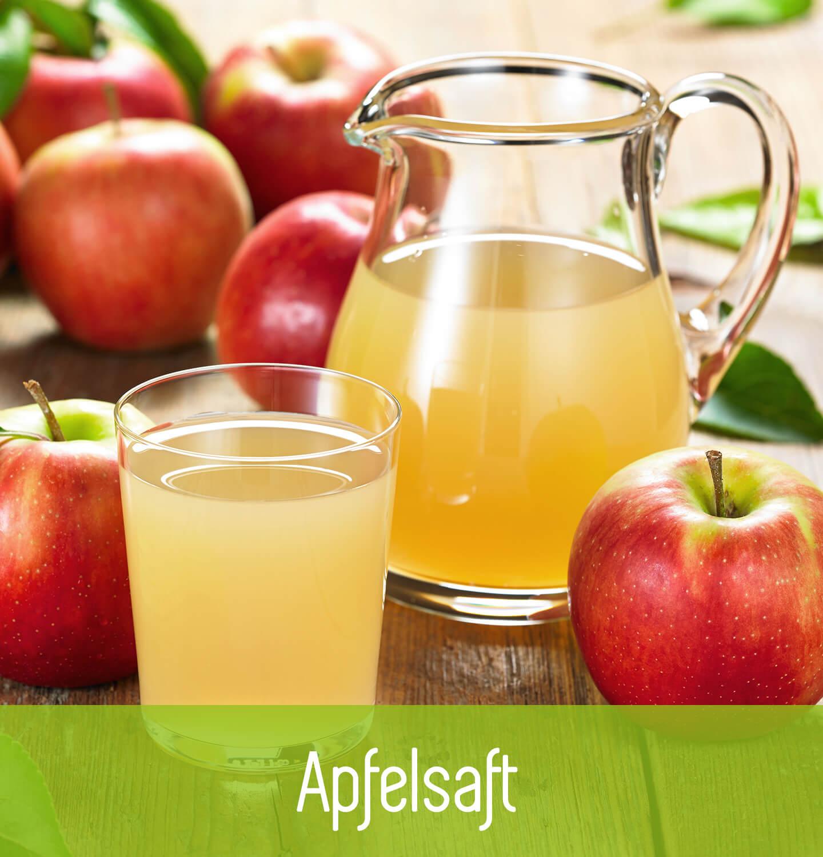 Giner Obstbau Apfelsaft